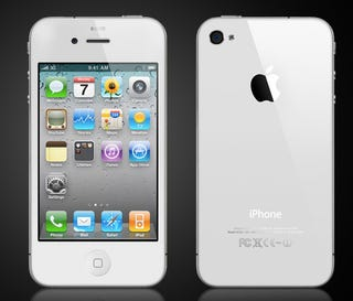 Illustration for article titled Apple: You Can't Have A White iPhone 4 Until Spring 2011
