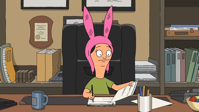 "Illustration for article titled ""Bob's Burgers"" proves that absolute power is pretty great when Louise has it"