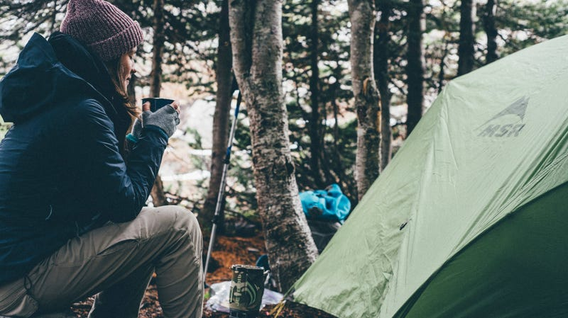 Five Great Coffee-Making Options for Camping Junkies