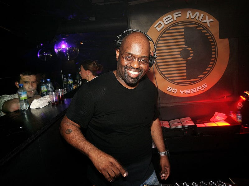 DJ Frankie Knuckles in 2007 (Claire Greenway/Getty Images)