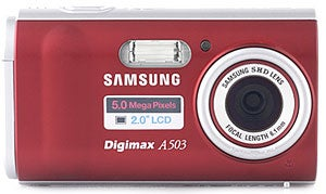 Illustration for article titled Samsung Digimax A503 Reviewed (Verdict: Solid BeginnerCam)