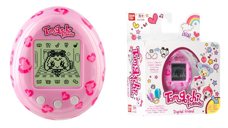 Illustration for article titled Holy Crap, Tamagotchis Are Coming Back From the Dead