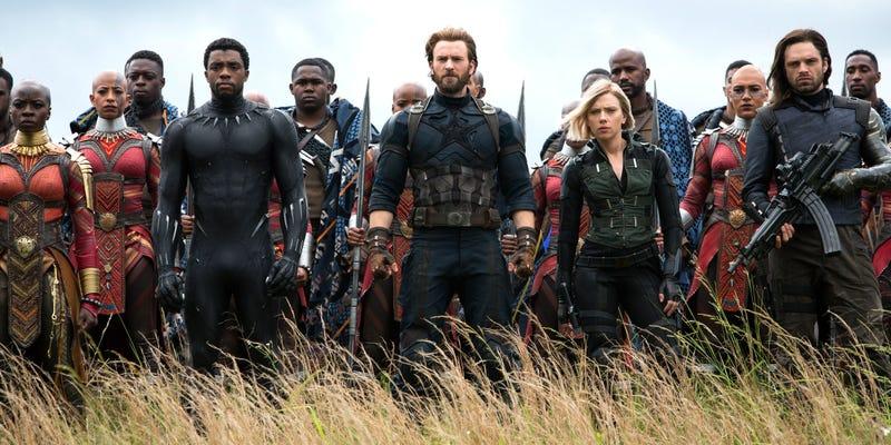 Illustration for article titled Esta teoría sobre lo que sucede después de Avengers: Infinity War es tan extraña que podría ser cierta