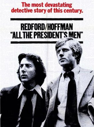 Illustration for article titled Your (Original) Movie Guide to Movies You Should Watch Again: All the President's Men