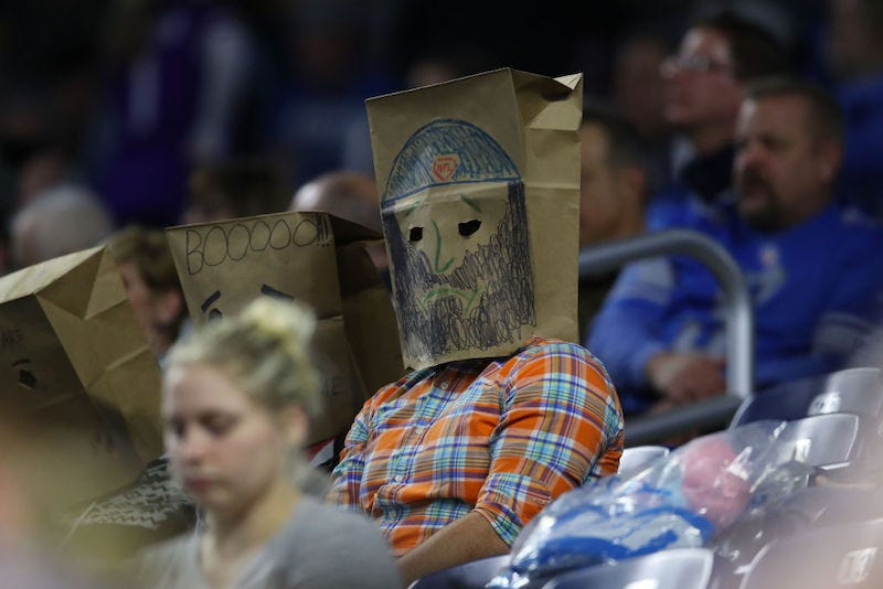 Illustration for article titled I Hereby Declare The Lions The Most Miserable NFL Franchise