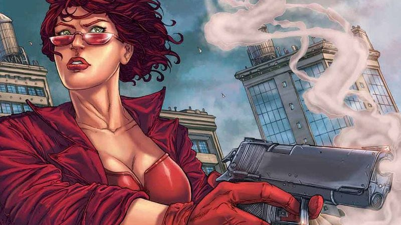 Illustration for article titled New Painkiller Jane adaptation gets its directors