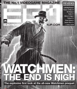Illustration for article titled First Watchmen Details In December EGM