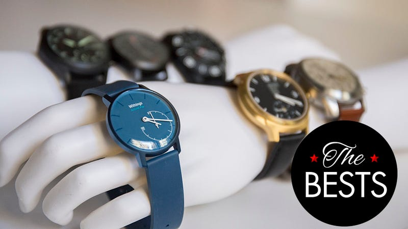 75c3cd7fc The Best Smartwatches for People Who Hate Smartwatches