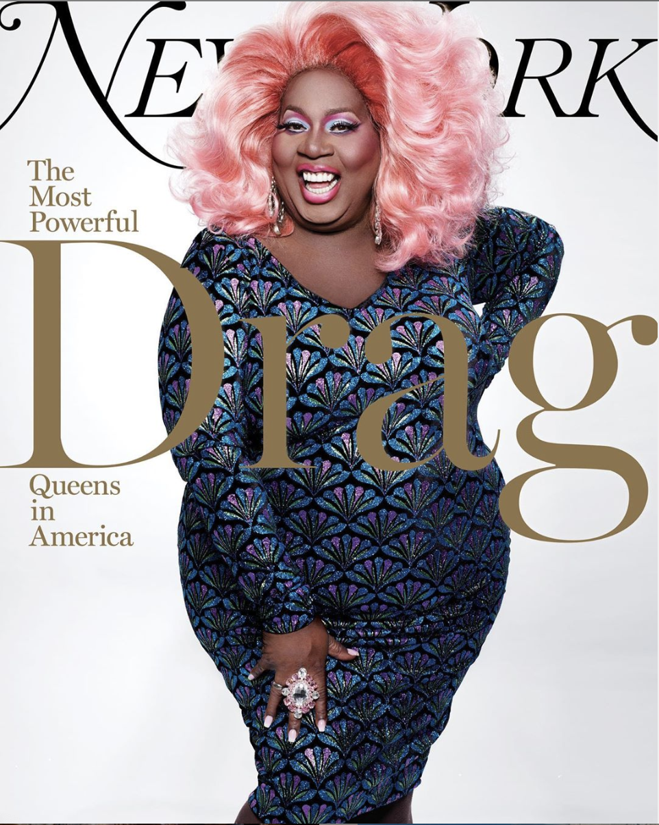 New York Magazine Celebrates the World of Drag With 37 Covers