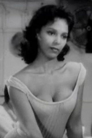 Screenshot of Dorothy Dandridge from the trailer for the film The Decks Ran Red in 1957Wikimedia Commons