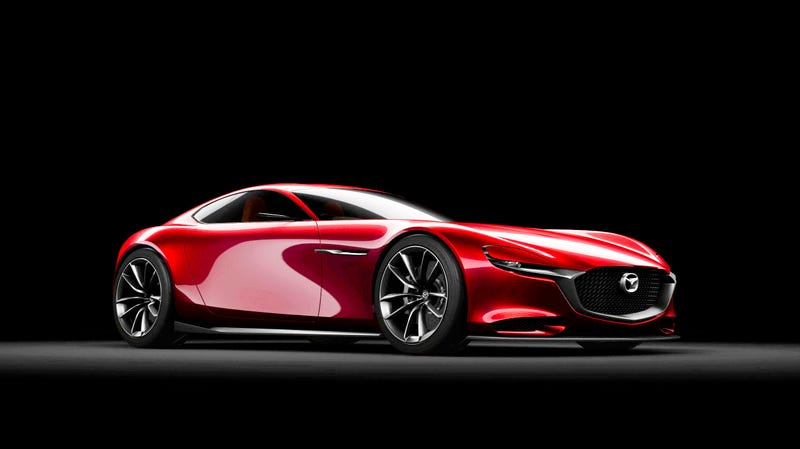 Mazda CEO Says New Rotary Sports Car Totally Isnu0027t Happening, So That Sucks