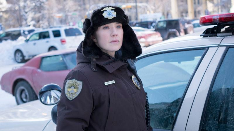 Carrie Coon in Fargo (Photo: Chris Large/FX)