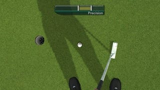 Illustration for article titled I Played First-Person Tiger Woods Golf, And Liked It