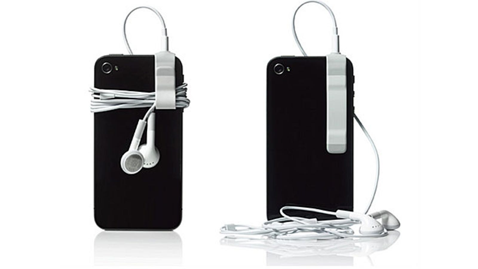 earphone wrap key chain