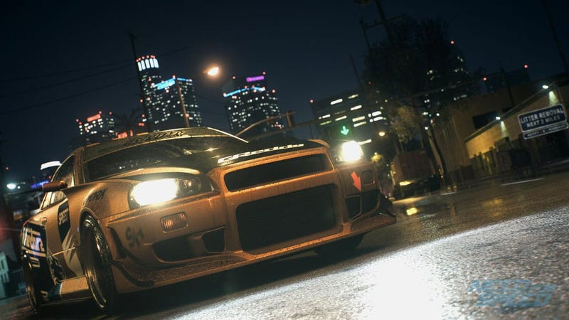 Illustration for article titled The New Need For Speed Is So Much Better Now