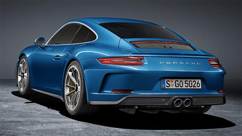 The New Porsche 911 Gt3 Touring Package Is The Ultimate Sleeper 911