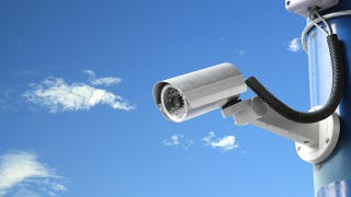 Illustration for article titled New surveillance camera will predict what you're going to do next