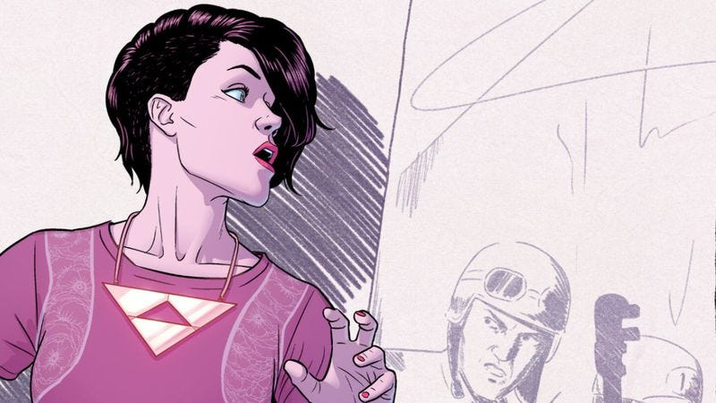 Illustration for article titled Kieron Gillen and Jamie McKelvie argue that Phonogram  is an awful way to learn about humanity