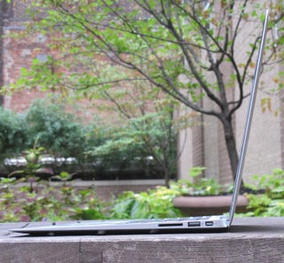 Illustration for article titled 13-Inch MacBook Air Review: So Long, Fatty