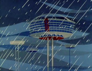 Illustration for article titled Recapping 'The Jetsons': Episode 05 - Jetson's Nite Out