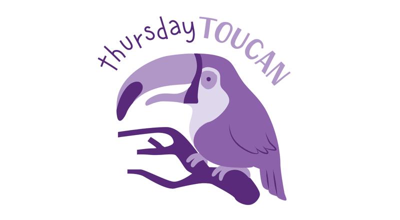 Illustration for article titled Thursday Toucan