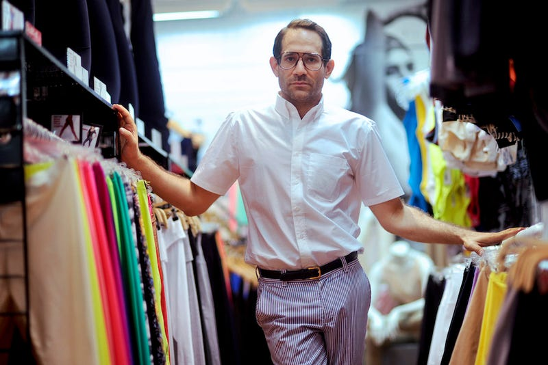 Illustration for article titled American Apparel Gets a Restraining Order Against Dov Charney