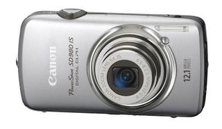 Illustration for article titled Canon PowerShot SD980 IS Digital Elph Adds Touchscreen LCD