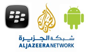 Illustration for article titled Al Jazeera Apps Now Available for Android and BlackBerry
