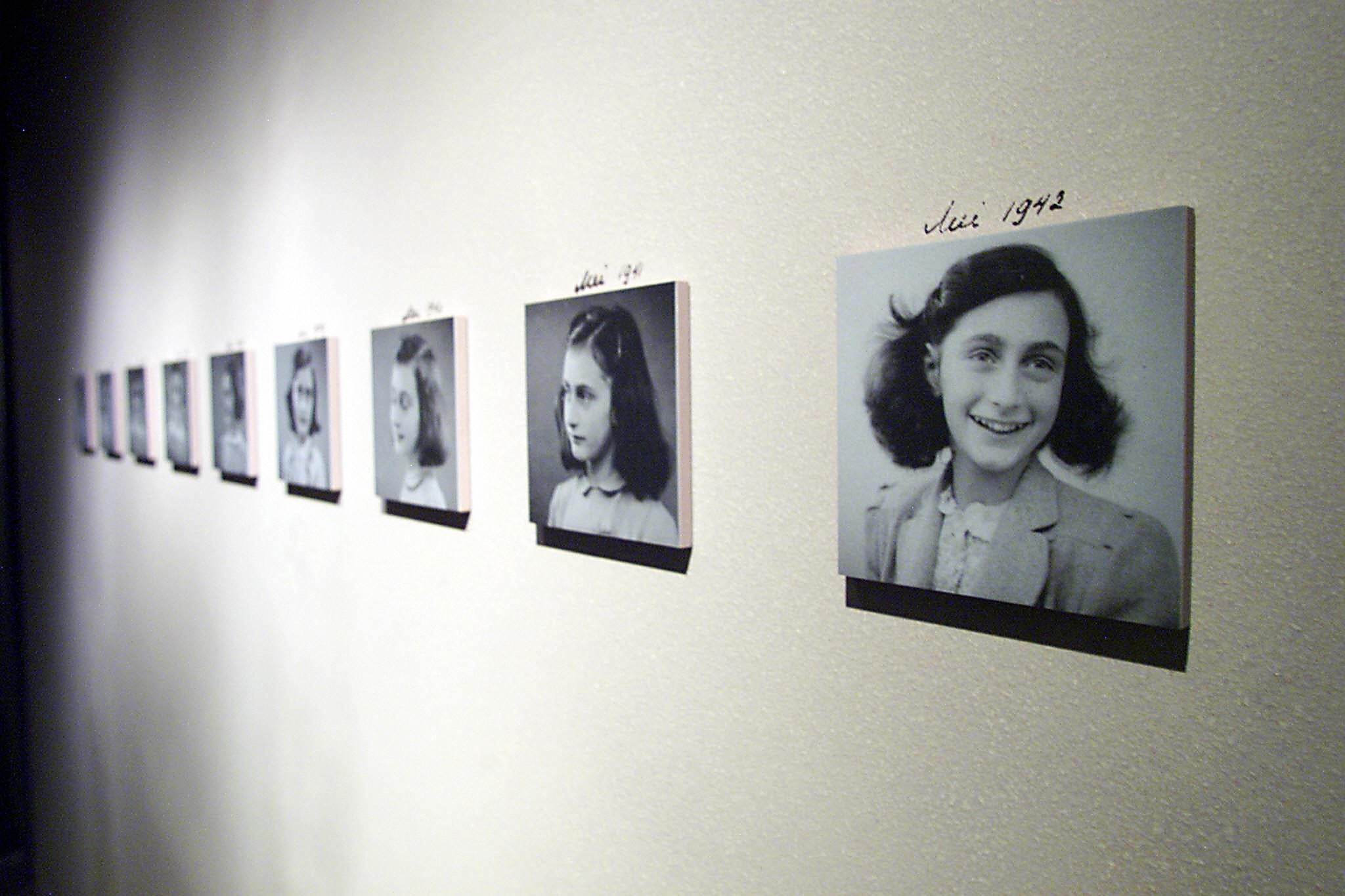 From the Anne Frank exhibit at the U.S. Holocaust Memorial Museum (Photo Tim Sloan/AFP/Getty Images). This yearu0027s competition for worst Halloween costume ...  sc 1 st  The AV Club & Company apologizes for its Anne Frank Halloween costume