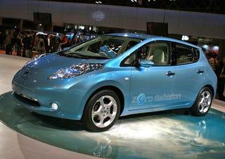 Illustration for article titled Nissan Leaf EV: The Electric Model T