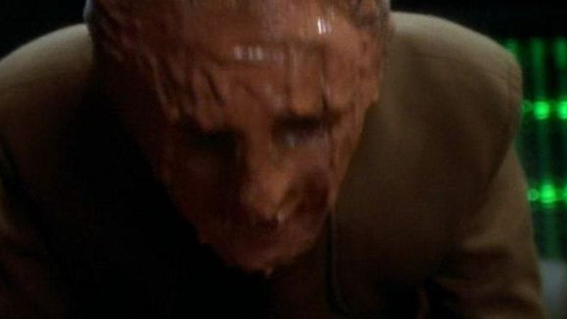 "Illustration for article titled Star Trek: Deep Space Nine: ""Rivals""/""The Alternate"""