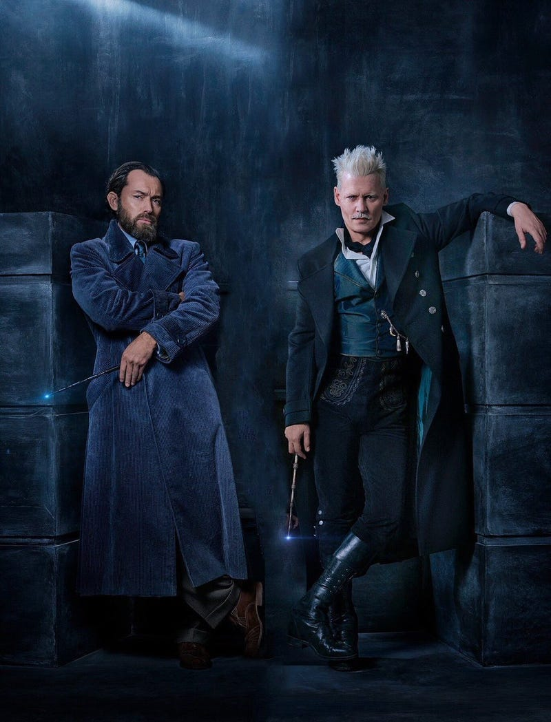 "Illustration for article titled Corporate shills that produced ""Crimes of Grindelwald"" may have done something good."