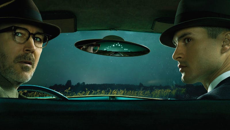 Illustration for article titled Did Anyone Else Watch Project Blue Book?