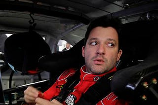 Illustration for article titled Tony Stewart races ChumpCar, no really he did!