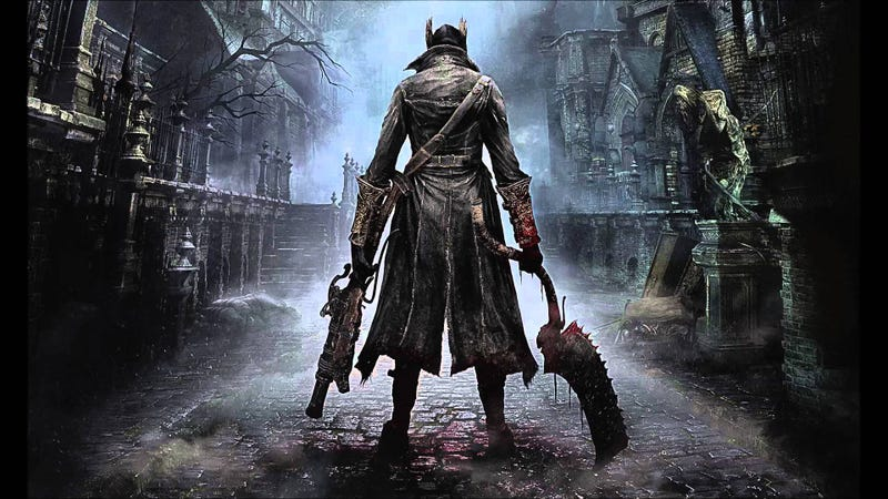 Illustration for article titled Bloodborne Makes Me Nostalgic for a Better Time in Gaming History