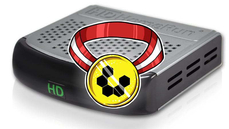 Illustration for article titled Most Popular TV Tuner: SiliconDust HDHomeRun Plus