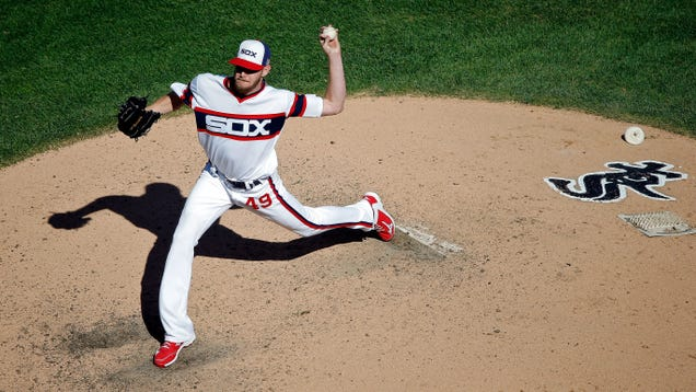 Chris Sale Is Wasting His Talent On The South Side