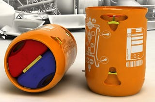 Illustration for article titled Bedu Emergency Rapid Response Kit Puts Everything You Need to Survive a Crisis in an Oil Drum