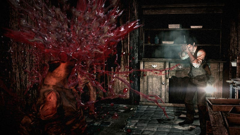Illustration for article titled Resident Evil Creator's New Game Reeks of Resident Evil
