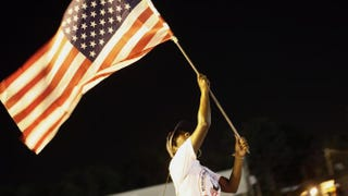 Joshua LOTT/AFP/Getty Images