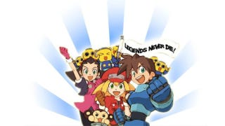 Illustration for article titled Capcom Quashes Hopes of Mega Man Legends 3's Return