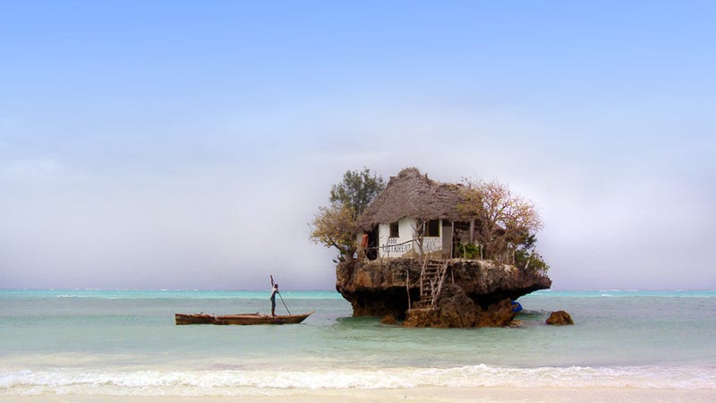 Maaaaaybe I Don T Need A Huge Futuristic House On Cliff Maybe Just Little Shack The Beach Where You Can Eat Fresh Seafood And Enjoy Simple