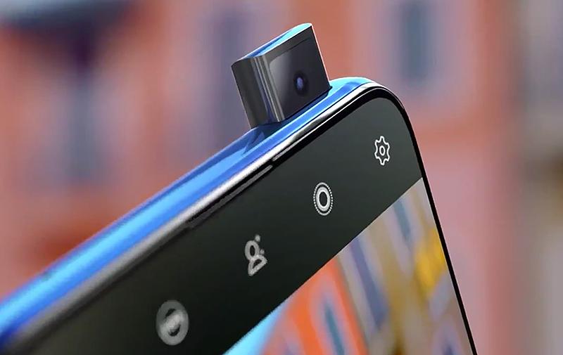 Illustration for article titled El nuevo smartphone de Vivo tiene una cámara oculta para selfies con sensor de 32 megapíxeles