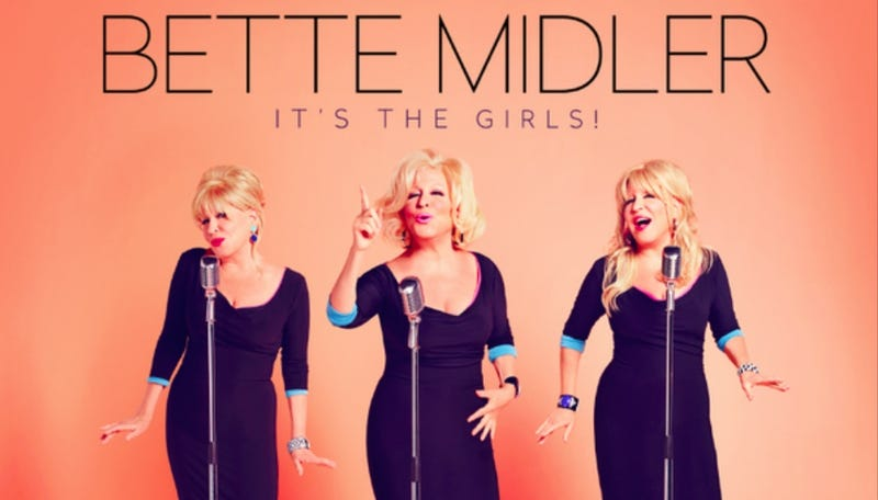 Illustration for article titled Bette Midler Is Releasing an Album of Songs by Girl Groups