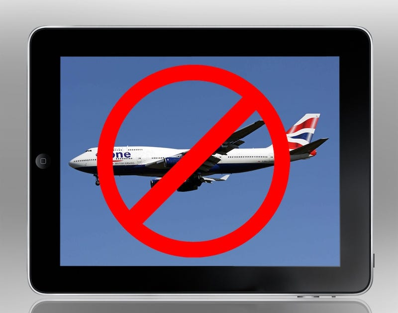 Illustration for article titled How An iPad Got A Guy Placed On The No-Fly List