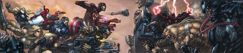 Illustration for article titled Marvel Signs Big MMO Deal