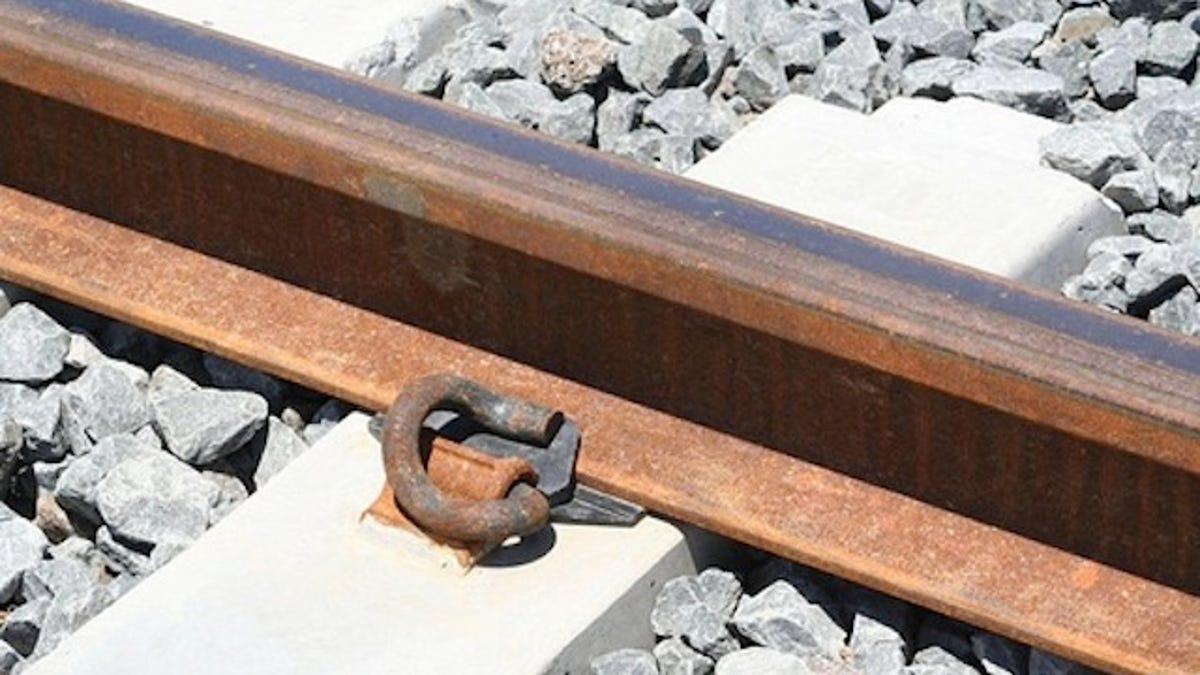 Why You Always See Crushed Stones Alongside Railroad Tracks