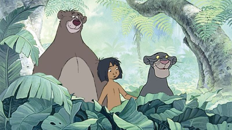 Illustration for article titled Warner Bros. making its own The Jungle Book, with real-live jungle this time