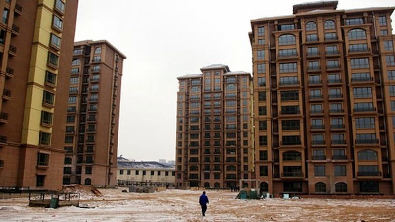China S Brand New Abandoned Cities Could Be Dystopian Movie Sets