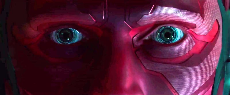 Illustration for article titled Un nuevo vídeo de Avengers: Age of Ultron muestra el debut de Visión